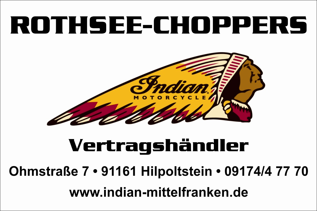 Rothsee Choppers Hilpoltstein